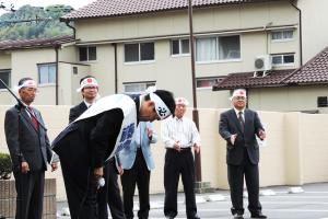 藤崎たけし総決起集会